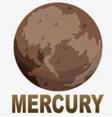 Amazing Facts About Planet Mercury in Gujarati