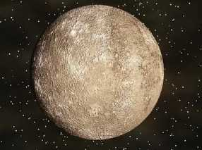 Information and Facts About Planet Mercury in Gujarati