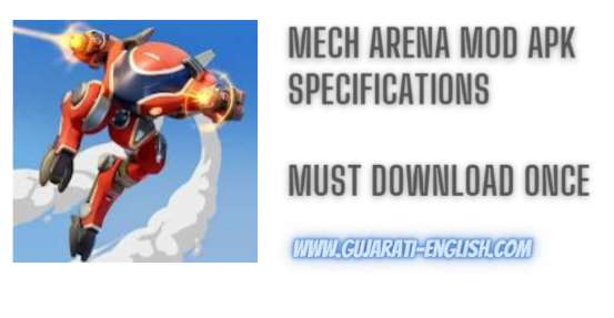 Mech Arena MOD APK Specifications with Unlimited Money Coins  Gems and Hack