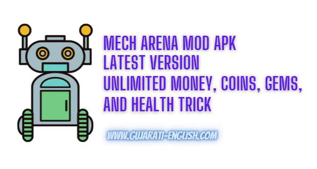 Mech Arena MOD APK with Unlimited Money Coins and Gems Hack