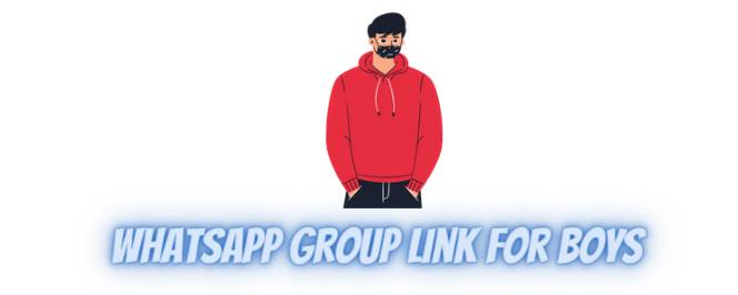 WhatsApp Group link for Boys